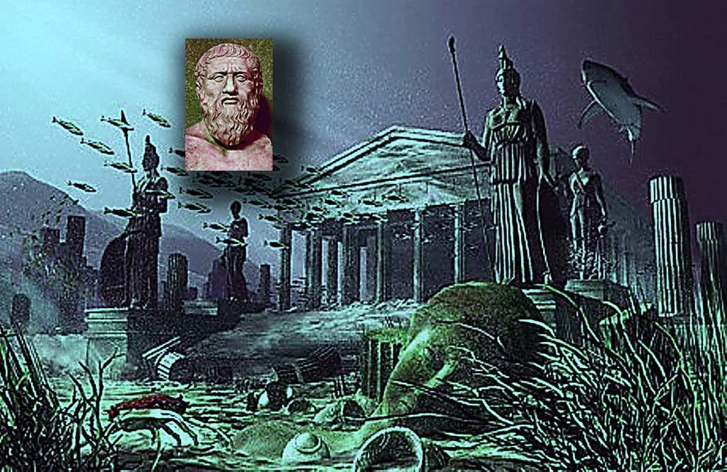 La Atlántida, el mítico continente perdido ¿Existió en realidad ...