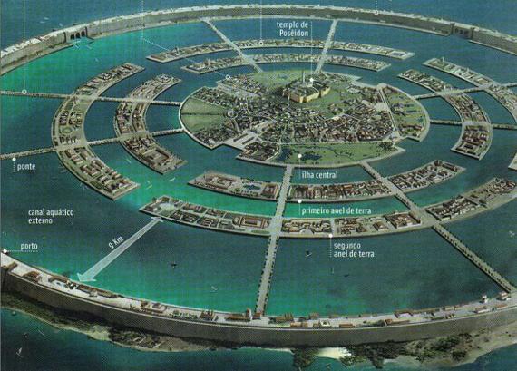 Resultado de imagen para ¡La Atlántida existió! y pudo haber estado en África