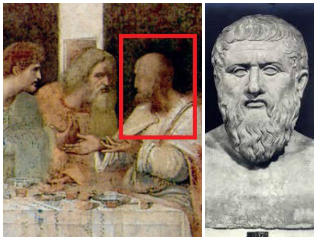 Los Supuestos Secretos Ocultos Sobre Jesus Pintados En La Ultima