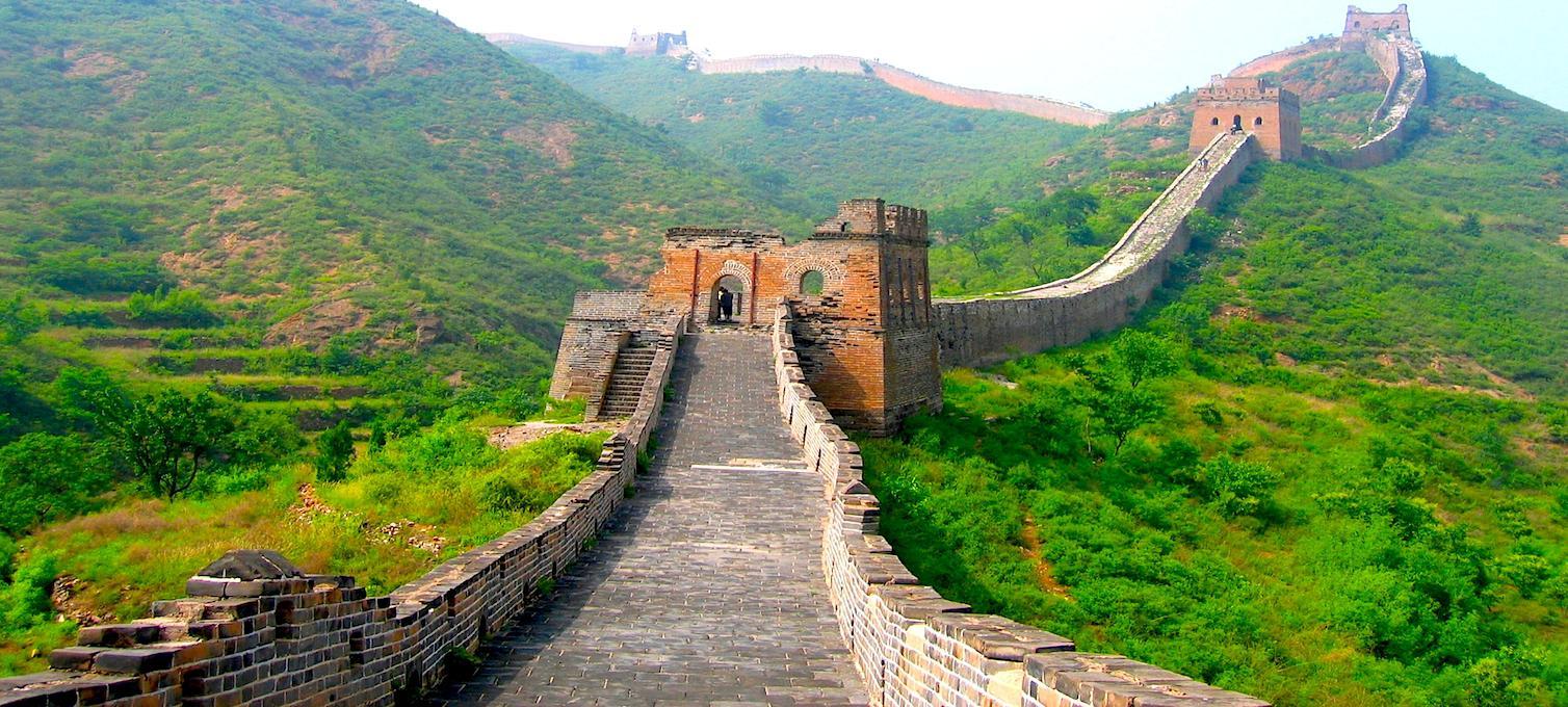 40 mitos famosos y muy extendidos que fueron desmentidos for Q es la muralla china