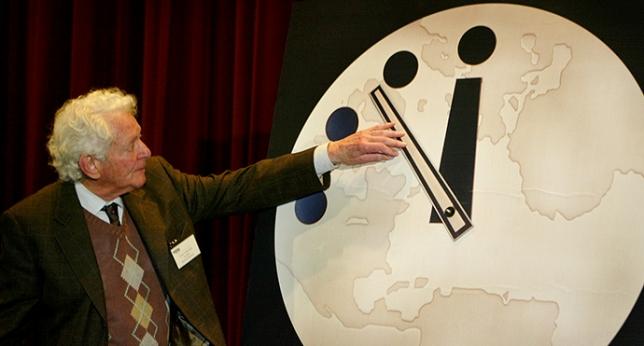 Reloj fin del mundo II