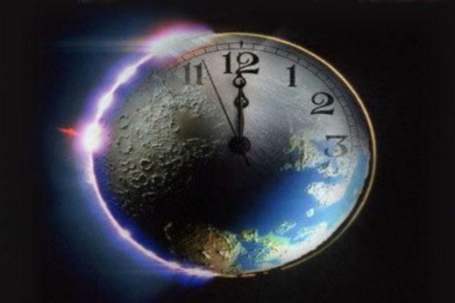 Reloj fin del mundo