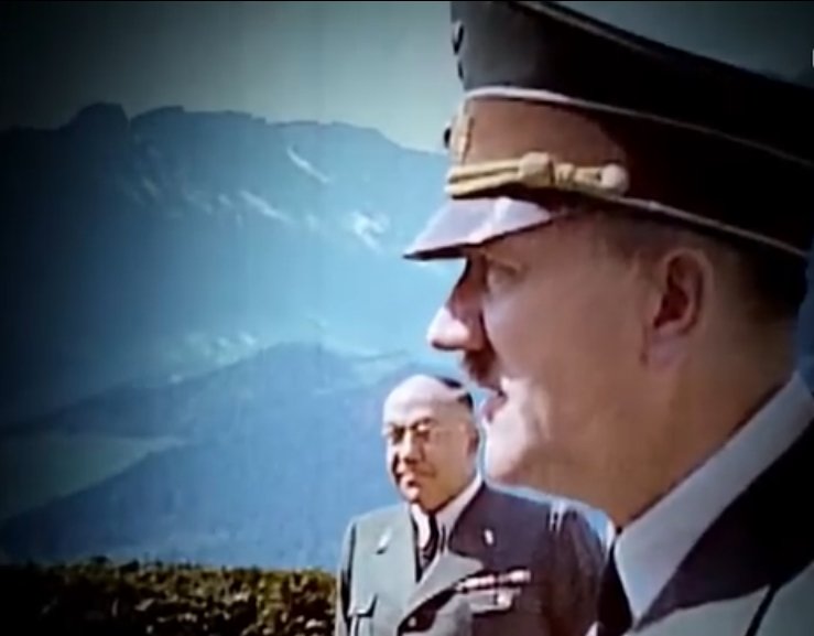 Hitler-The-Junkie-screenshot-Morell-and-Hitler