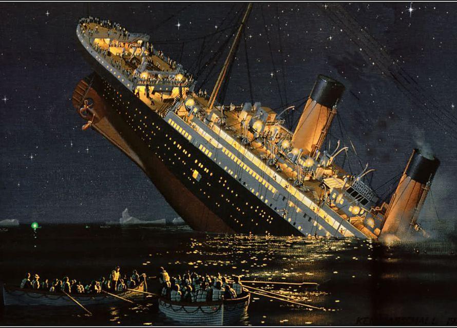 Error Titanic