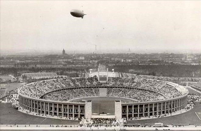 Hindenburg EStadio Olímpico