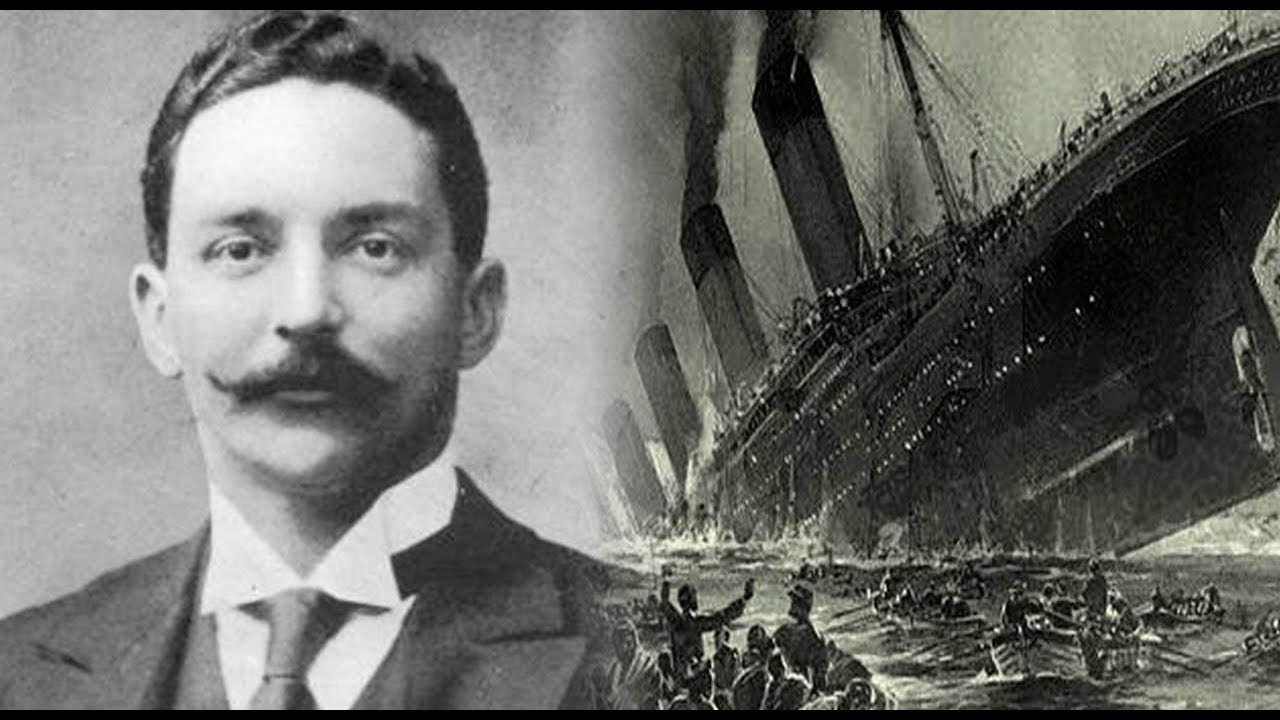 Titanic Ismay 2