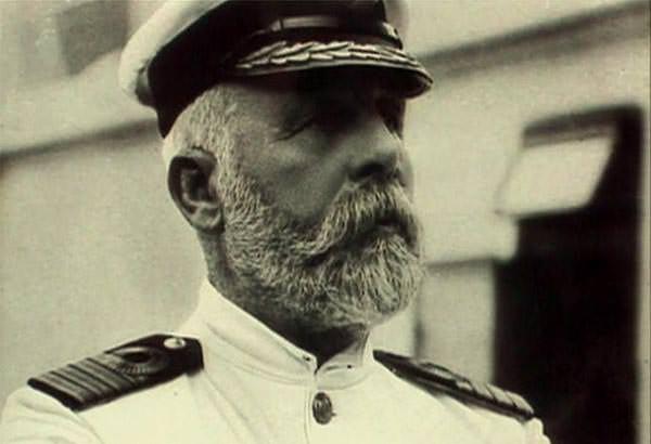 El capitán del Titanic, Edward J. Smith.