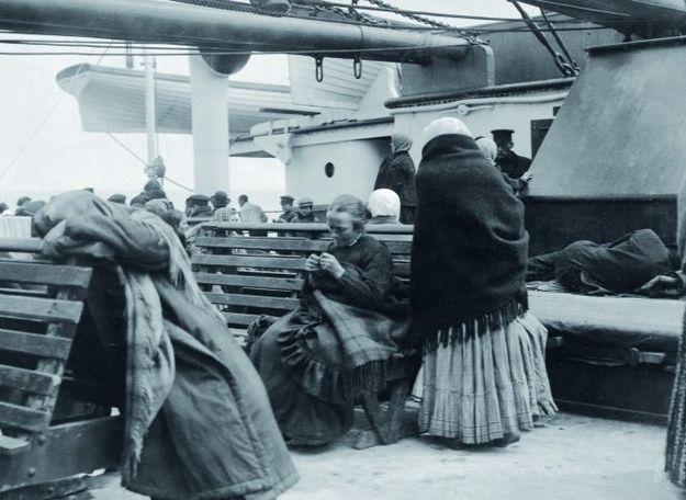 titanic pasajeros tercera clase