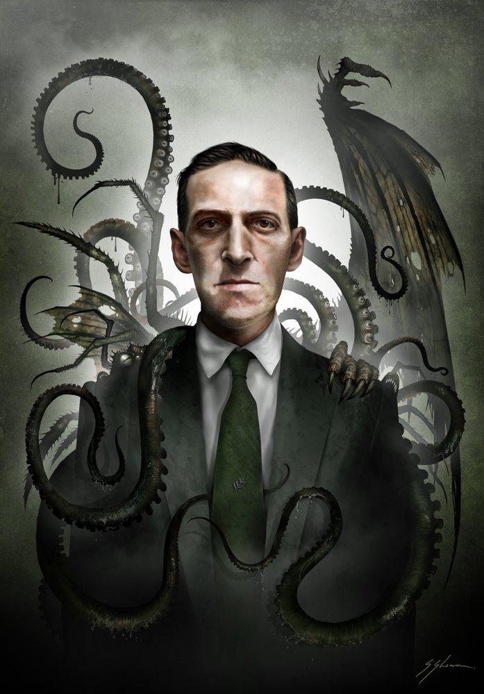 H.P. Lovecraft: Historia del autor del que es considerado el poema más  racista de la historia - Guioteca