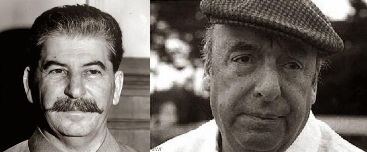 PN Iosef Stalin y Pablo Neruda - Descontexto