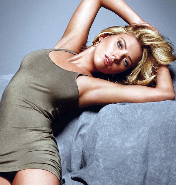 Scarlett Johansson ha sido portada de cientos de revistas internacionales. Foto: GQ Magazine