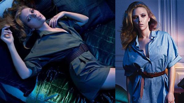Scarlett Johansson - Foto: Mango
