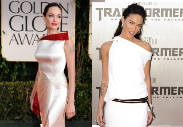 Angelina Jolie vs Megan Fox