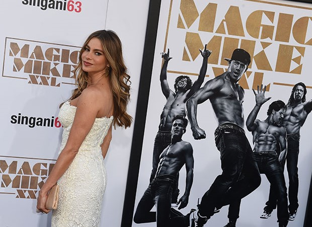 Alfombra Roja de Magic Mike XXL