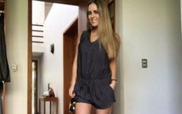 Maura Rivera promociona nueva tendencia de lencería con audaz fotografía