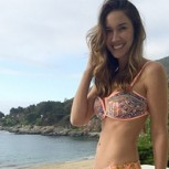 Guerra del bikini: Vanesa Borghi apuesta por la mezcla de colaless y pantaleta
