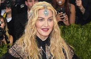 Madonna alborotó Nueva York: A sus 57 años dejó poco a la imaginación