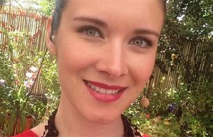 """Carla Jara publicó paso a paso su drástico cambio de imagen: """"Estoy feliz con este look"""""""