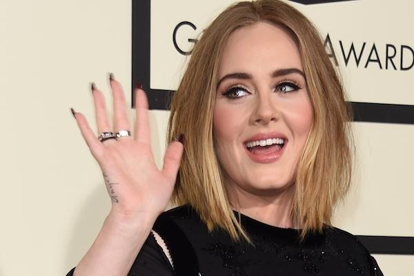 Los Últimos Sorprendente Adele En De Años Cambio ¡en 10 Look El JTK1c3luF