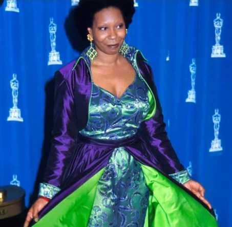 Whoopi Goldberg, 1993