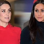 10 looks casi iguales de Meghan Markle y Kate Middleton: ¿Se copian o simple coincidencia?