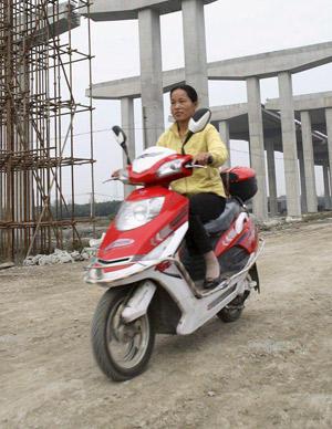 Frenado motos