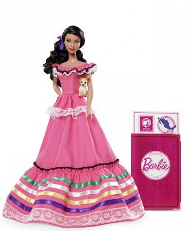 Barbie mexicana