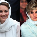 Kate Middleton se viste igual a Lady Di y estas fotos lo demuestran: ¿Coincidencia o copia?