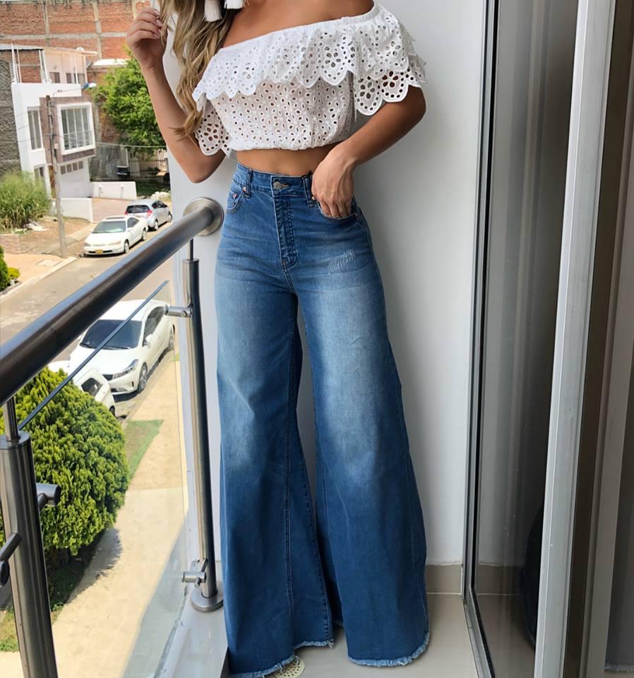 60e33c8d3 Los jeans que serán tendencia a nivel mundial  Esto es lo que se ...