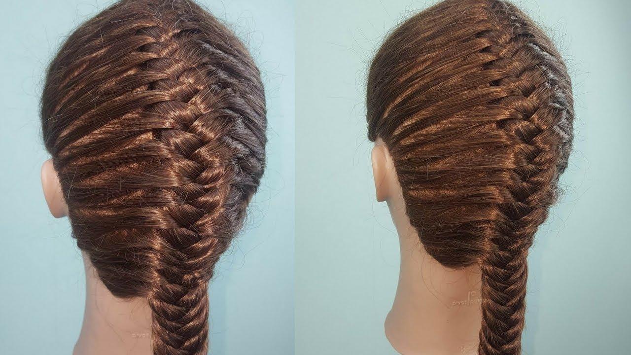 Cuatro Peinados Con Trenzas Que Te Ayudaran A Lucir Como Las Famosas
