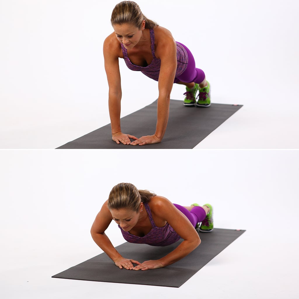 Diamond-Push-Up