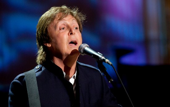 McCartney en Chile
