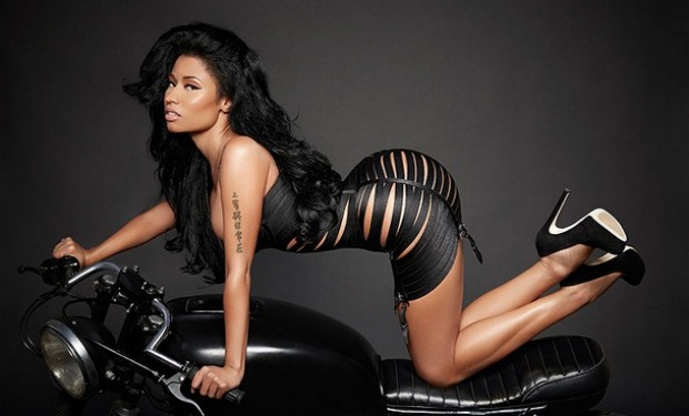 Calendario Nicky Minaj 2015