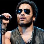 Lenny Kravitz sufrió ruptura de pantalón apretado en el escenario y quedó desnudo: Bochornoso episodio