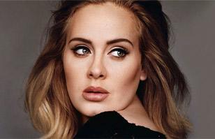Adele olvidó la letra de una canción en público: Mira su hilarante reacción