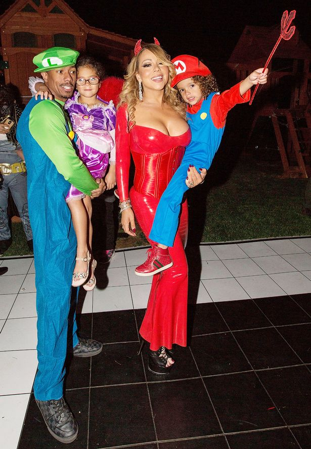 Mariah-Carey-Halloween-Party
