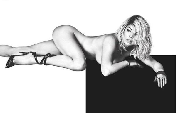 Fergie Bajó De Peso Recuperó Su Figura Y Se Muestra Completamente