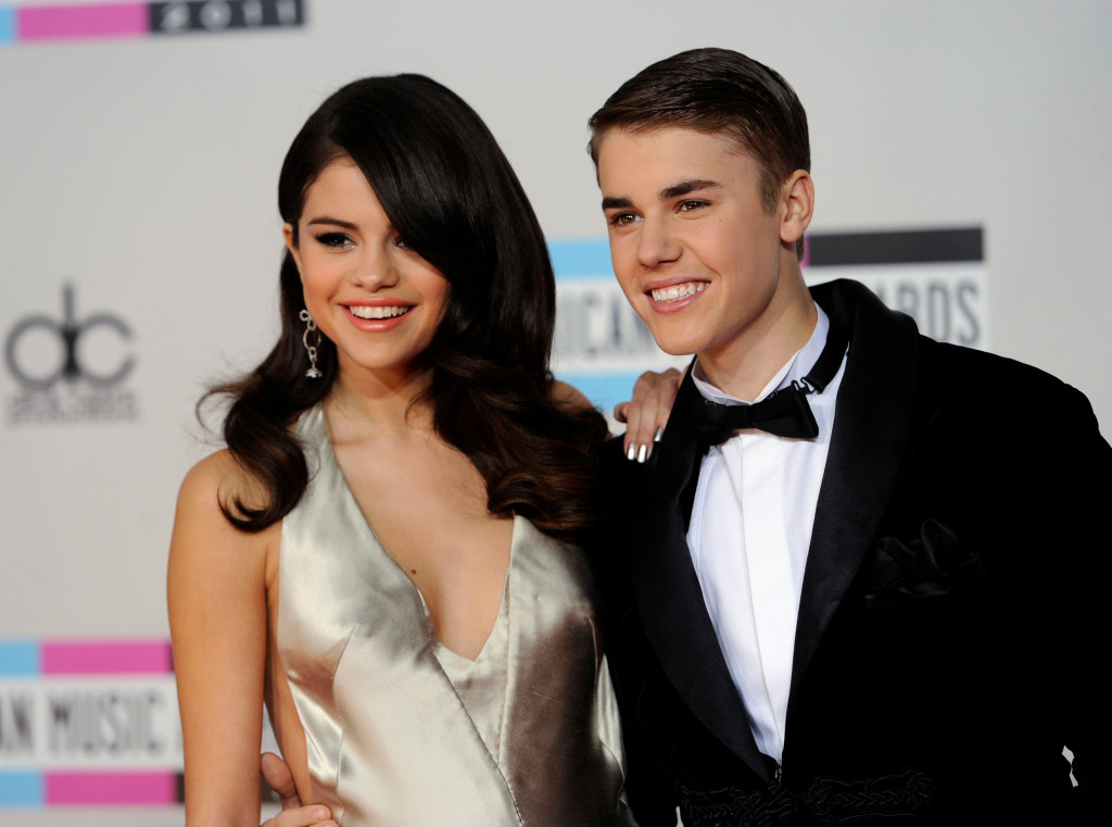 2011 American Music Awards Arrivals, Los Angeles, USA