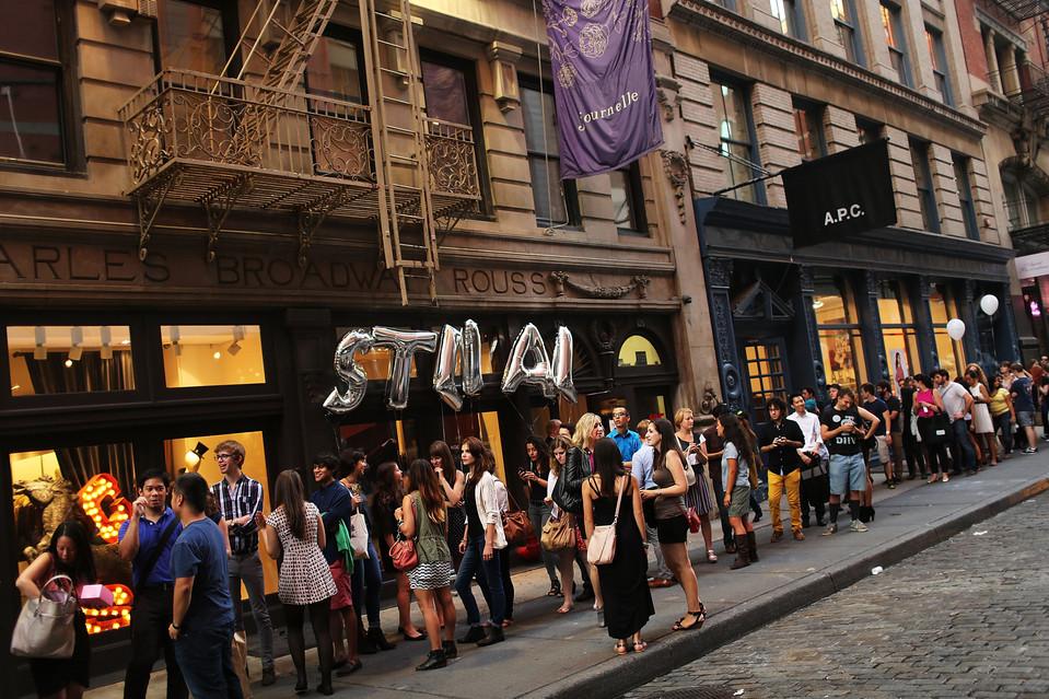 Resultado de imagen para tiendas soho nueva york