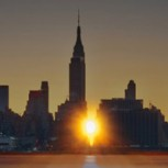 Manhattanhenge: Un espectáculo de la naturaleza imperdible en Nueva York