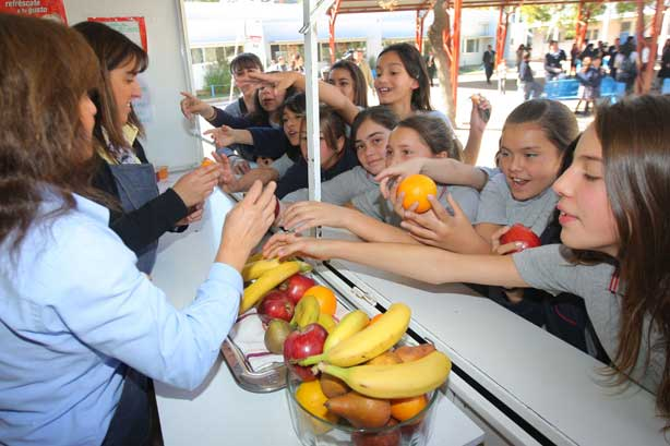 Resultado de imagen para etiquetado de alimentos en colegios