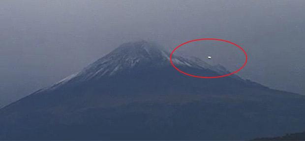 Volcán Ovni