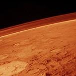 "Descubren enormes ""tuberías"" en la superficie de Marte a través de Google Mars"