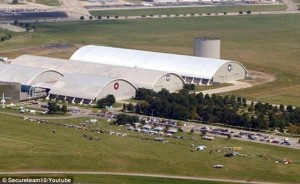 Foto: Base Wright Patterson. /dailymail.co.uk