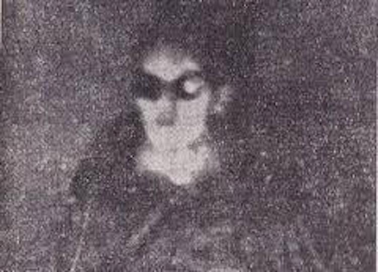 Foto: Supuesto alien fotografiado en 1957. /crevaeonline.com