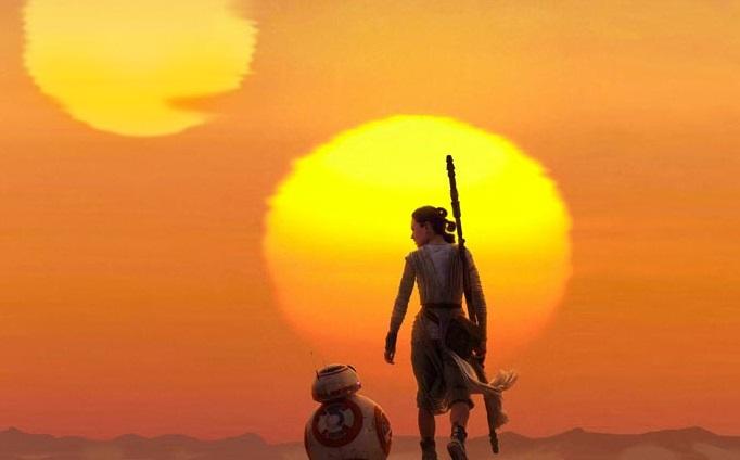 """Foto: Imagen de la película """"Star Wars: el despertar de la fuerza"""". /libertaddigital.com"""