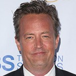 Matthew Perry: Paparazzis captan al ex actor de Friends junto a una misteriosa mujer