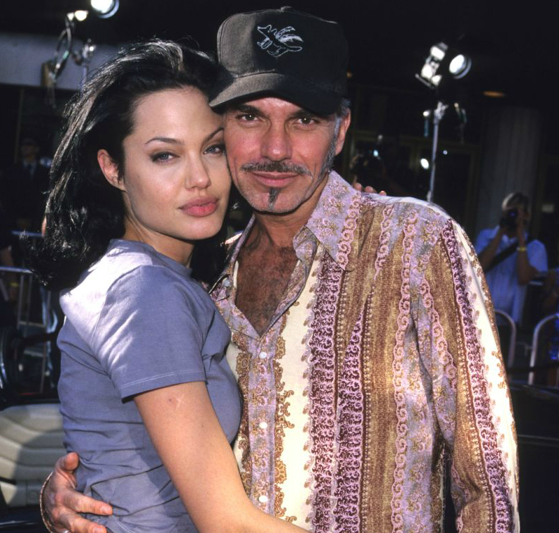 Billy Bob Thorton y Angelina Jolie