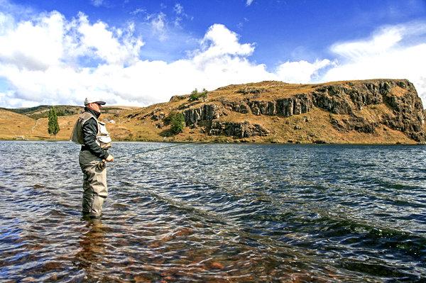 Desaparece Lago Riesco