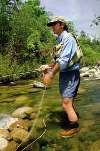 Sugerencias para iniciarse en la pesca con mosca